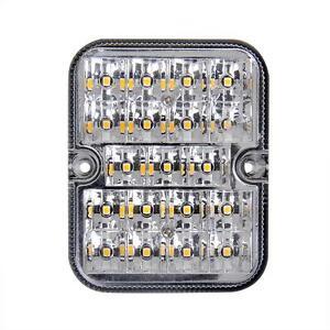 Rückfahrleuchte IP67, 12V, 19 LED E- Zulassung für Anhänger,Zugmaschinen