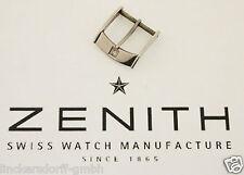 ZENITH Dornschliesse-ACCIAIO INOX - 16 mm-Buckle