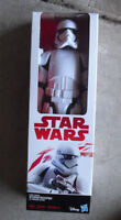 "2017 Hasbro Star Wars Stormtrooper Action Figure 12"" Tall NIB"