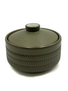 Denby Langley Camelot Sugar Bowl with Lid