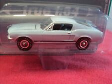 Auto World 1967 Ford Mustang Gta 1/64 scale, Nib 1 of 5500 produced
