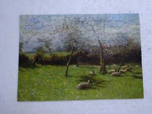 Wentworth - A Spring Morning - Wooden Jigsaw Puzzle with Whimsy Pieces 250