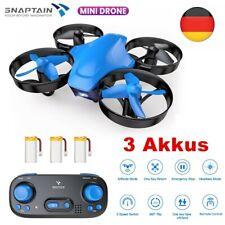 SNAPTAIN SP350 Mini Drohne für Kinder mit 3 Akkus RC Quadrocopter Spielzeug DE
