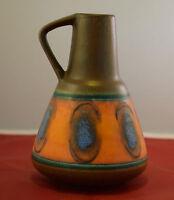 Dümler Breiden DB 310/15 WGP Keramik Vase 60s Vintage German Pottery Modernist