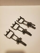 Vintage 1960's Slot Cars Lot of 3  Desirable Bare Cox Slot Car Chassis