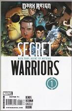 Secret Warriors  #1,  Marvel, 2009  Dark Reign