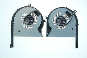 laptop CPU GPU Cooling Fan for ASUS GL703GE GL503GE DFS593512MN0T DFS2013121A0T