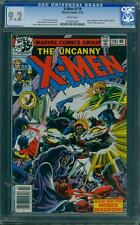 X-MEN 119 CGC 9.2 - WHITE PAGES