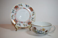 Vintage Haviland Limoges  Cup and Saucer Cathay Pattern with Gold Trim