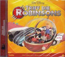 Walt Disney + CD + Triff die Robinsons + Das Original Hörspiel zum Film + NEU +