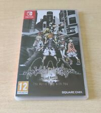 NINTENDO SWITCH THE WORLD ENDS WITH YOU PAL  ITALIANO COME NUOVO