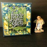 "Retired 2002 Faerie Glen ""KRYSTALUMA"" Fairy Figurine FG804 MUNRO Mint w/Box"