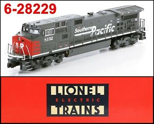 Lionel 6-28229 Southern Pacific SP Dash-9 TMCC/RS/Odyssey 2004 C9