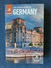 THE ROUGH GUIDE TO GERMANY 2018 4th Edition Paperback 912 pages BRAND NEW