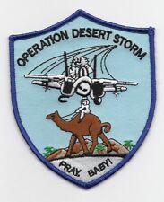 "F-14 Tomcat Operation Desert Storm ""Pray Baby"" patch"