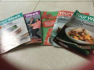 Weight Watchers Booklets