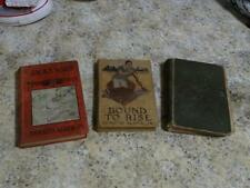 Jack's Ward, Bound To Rise, Joe's Luck Horatio Alger Jr Set of 3 Books First Ed?