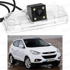 4 LED Car Rear View Camera Reverse Backup CCD for Hyundai ix35 2011-2013 2012