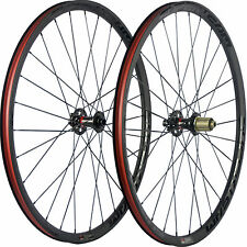 SUPERTEAM MTB 27.5ER Carbon Wheelset 27mm Wide 25mm Depth Mountain Bike Wheels
