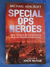 SPECIAL OPS HEROES Michael Ashcroft