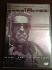 THE TERMINATOR - SPECIAL EDITION Arnold Schwarzenegger New Unsealed DVD R4