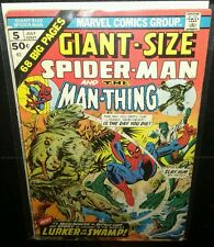 Giant size spiderman 5