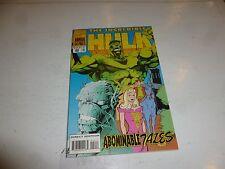 THE INCREDIBLE HULK Comic - Annual - No 20 - Date 1994 - Marvel Comic's