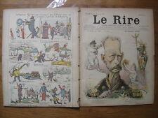 16/02/1901 LE RIRE 328 Leandre Abel Faivre Guydo