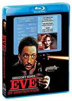 New: EVE OF DESTRUCTION  - Gregory Hines - Blu-ray