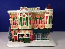Hawthorne Coca Cola Holiday Village HARDWARE STORE 79692 w/ box & COA