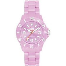 Ice-Watch Unisex Classic Light Purple Plastic Resin Quartz Watch