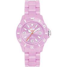 Ice-Watch Unisex Classic Light Purple Plastic Resin Quartz Watch