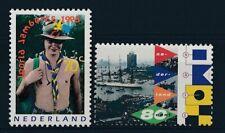 Nederland 1995 NVPH 1647-48 - Wereldjamboree en Sail Amsterdam  - postfris