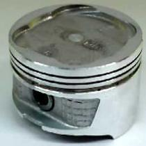 ENDUROTEC PISTON SET OF 4 FOR TOYOTA COROLLA 7AFE AE93 AE96 AE102 AE112