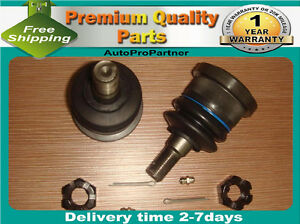 2 FRONT LOWER BALL JOINT FORD MUSTANG 94-04 FORD CROWN VICTORIA 95-02