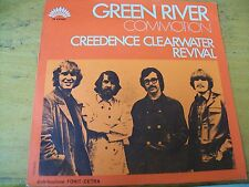 "CREEDENCE CLEARWATER REVIVAL GREEN RIVER   7"" MINT--- JUKE BOX"