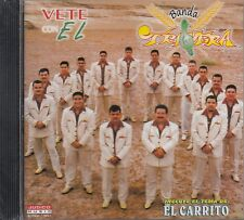 Banda Triguera Vete Con El CD New No Plastic Cover