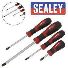Sealey AK4314 JIS Japanese Screwdrivers Industrial Standard Screws Magnetic