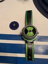 Bandai Ben 10 Omnitrix Illuminator Projector Watch Toy The Protector Of Earth