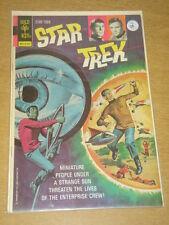 STAR TREK #25 FN (6.0) GOLD KEY COMICS JULY 1974