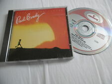 PAUL BRADY : BACK TO THE CENTRE CD MERCURY ATOMIC W GERMANY 1986 ERIC CLAPTON