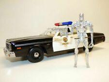 Greenlight 1/18 1977 Dodge Monaco MET Police The Terminator W/t800 Fig 19042