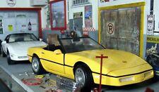 1986 & 88 Chevrolet Corvette convertible Franklin Mint  1/24 + Bonus