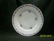 Vintage Jaeger & Co. PMR Porcelain Plate Bavarian