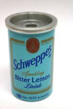 Schweppes Bitter Lemon Spitzer Dosenspitzer KUM (M13R)