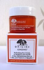 Origins Ginzing Refreshing Eye Cream 15ml - NEW - BOXED HAPPY TO POST WORLDWIDE
