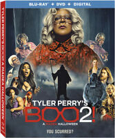 Tyler Perry's Boo 2! A Madea Halloween [New Blu-ray] With DVD, UV/HD D