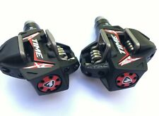 Time Atac XC8 Carbon Clipless Pedal set with Cleats - SPD MTB Mountain Bike NOS