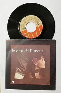 """83050 45 giri - 7"""" - Jean-Pierre Posit - Le vent de l'amour; Jusqu'à toi - EMI"""