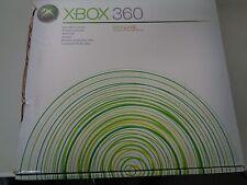 New Microsoft Xbox 360 Pro 20GB White Video Game Console Sealed in Box HDMI